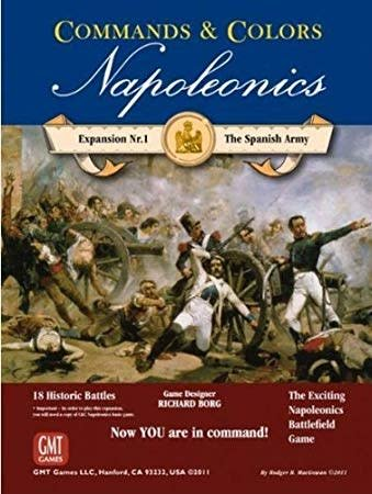 Commands & Colors Napoleonics: The Spanish Army