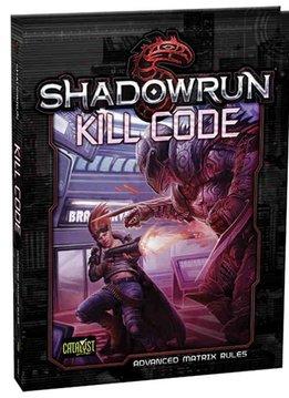 Shadowrun Kill Code Advance Matrix Core Rulebook