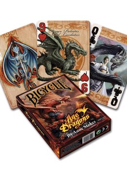 Bicycle Deck - Age of Dragons