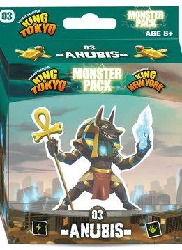 King of Tokyo/New York - Monster Pack: Anubis (EN)