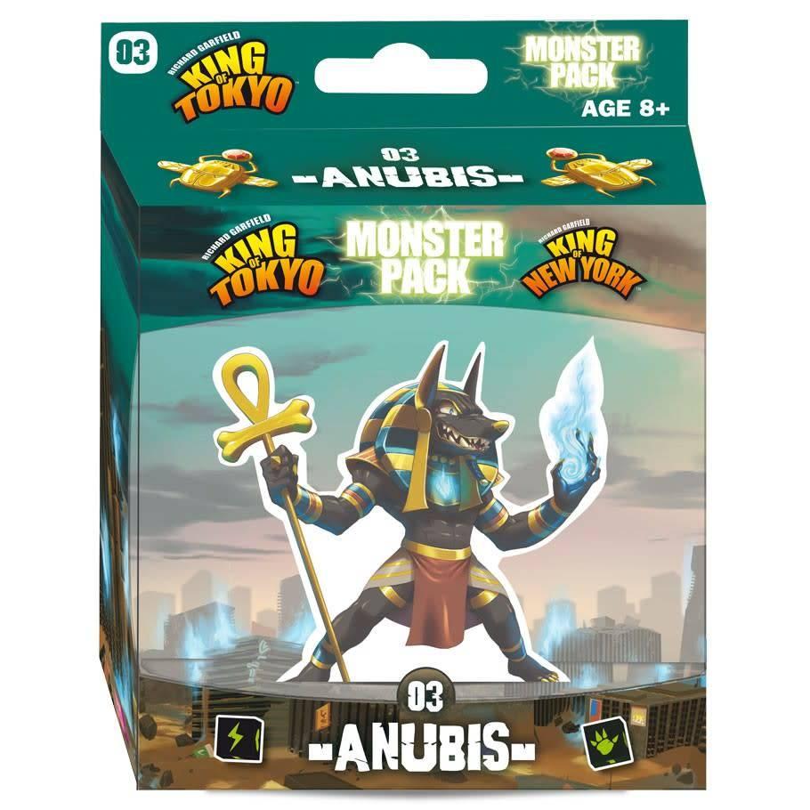 King of Tokyo - Anubis