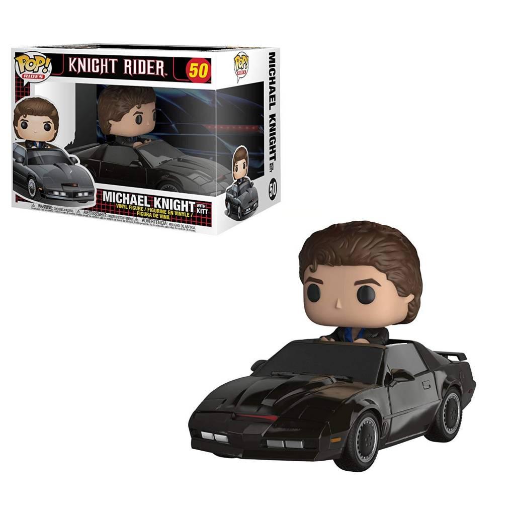 Pop! Knight Rider w/ Kit