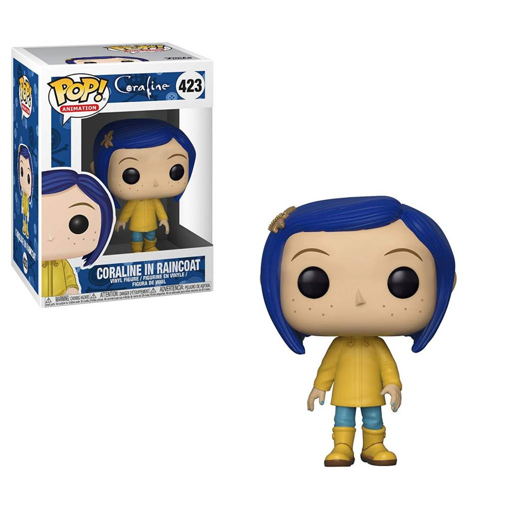 Pop! Coraline in Raincoat