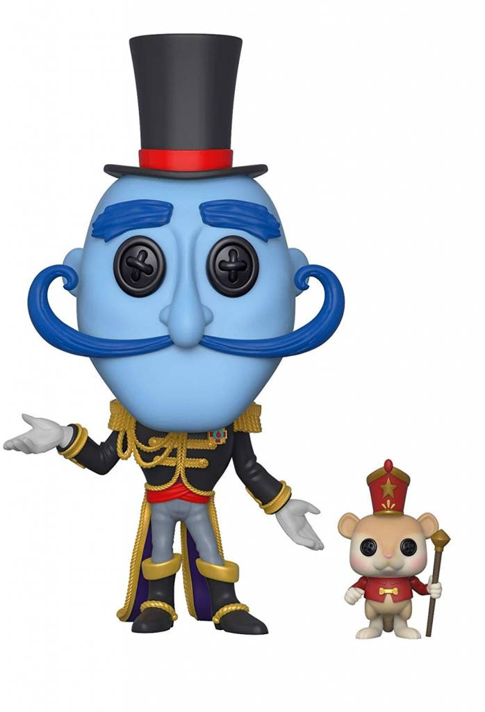 Pop! Coraline Mr. Bobinsky