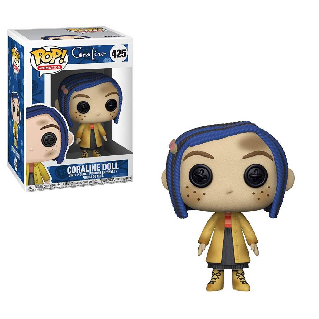 Pop! Coraline as a Doll