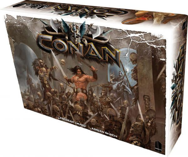 Conan Monolith 2016