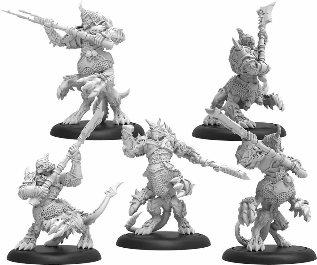 Chosen of Everblight—Legion Cavalry Unit
