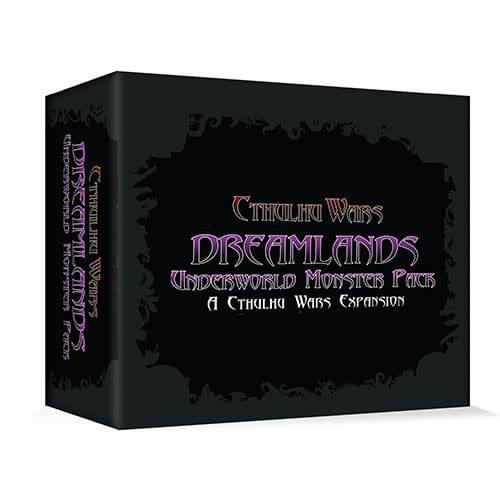 Cthulhu Wars Dreamland Underworld Monster Exp.
