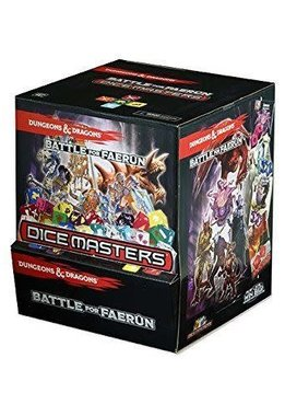 D&D Dice masters Battle of Faerun booster BOX
