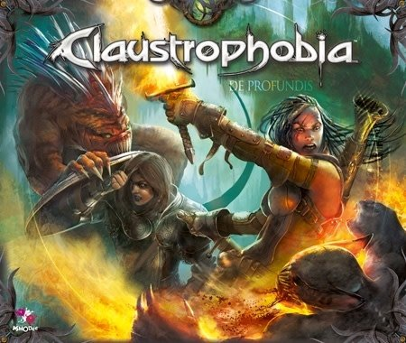 De Profundis: Claustrophobia exp ENG