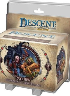 DESCENT : RAYTHEN, EXTENSION LIEUTENANT