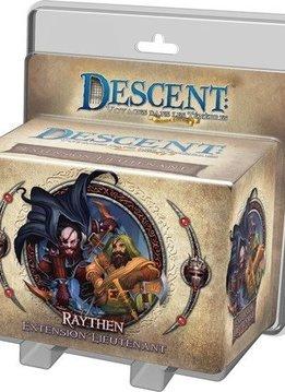 DESCENT : RAYTHEN, EXTENSION LIEUTENANT
