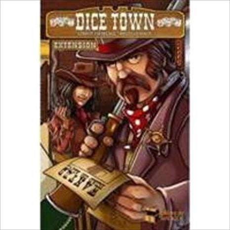 Dice Town Expansion EN