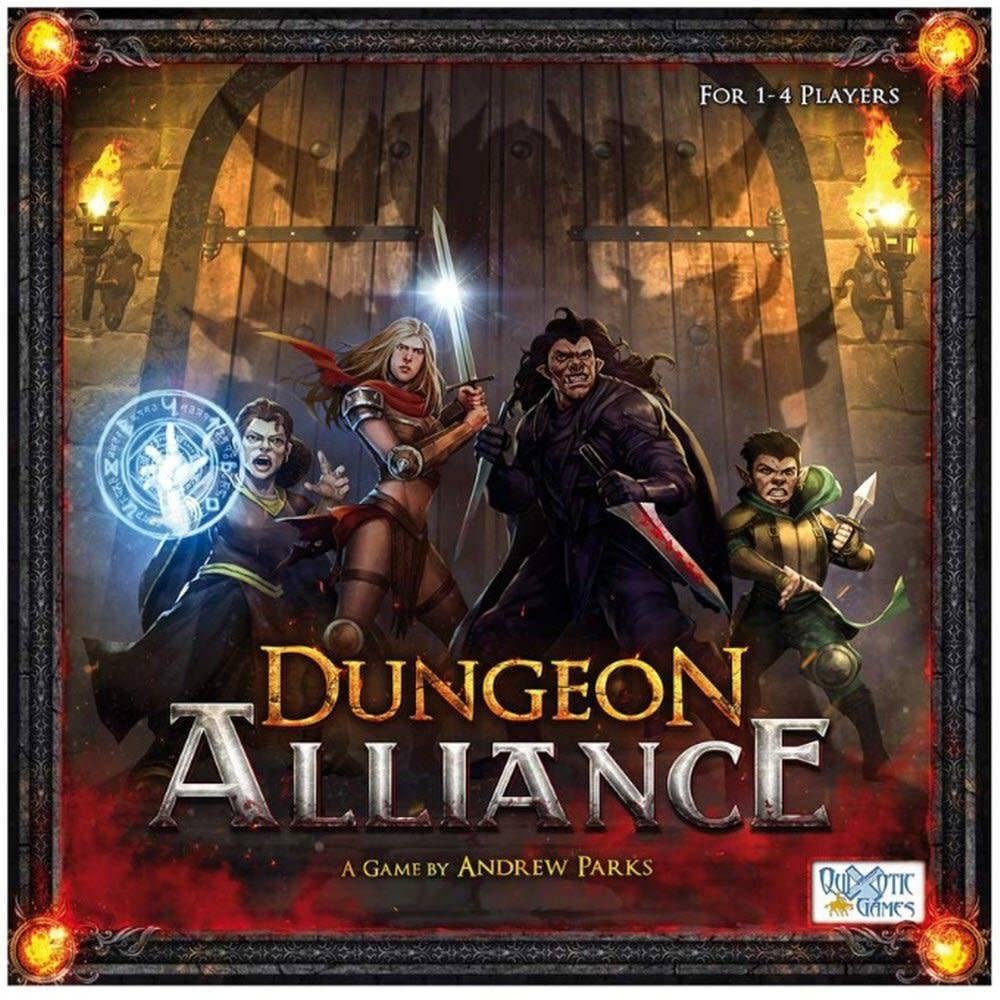Dungeon Alliance DBG