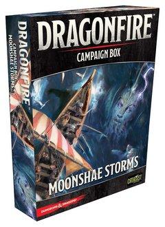 D&D Dragonfire - Moonshae Storms Campaign