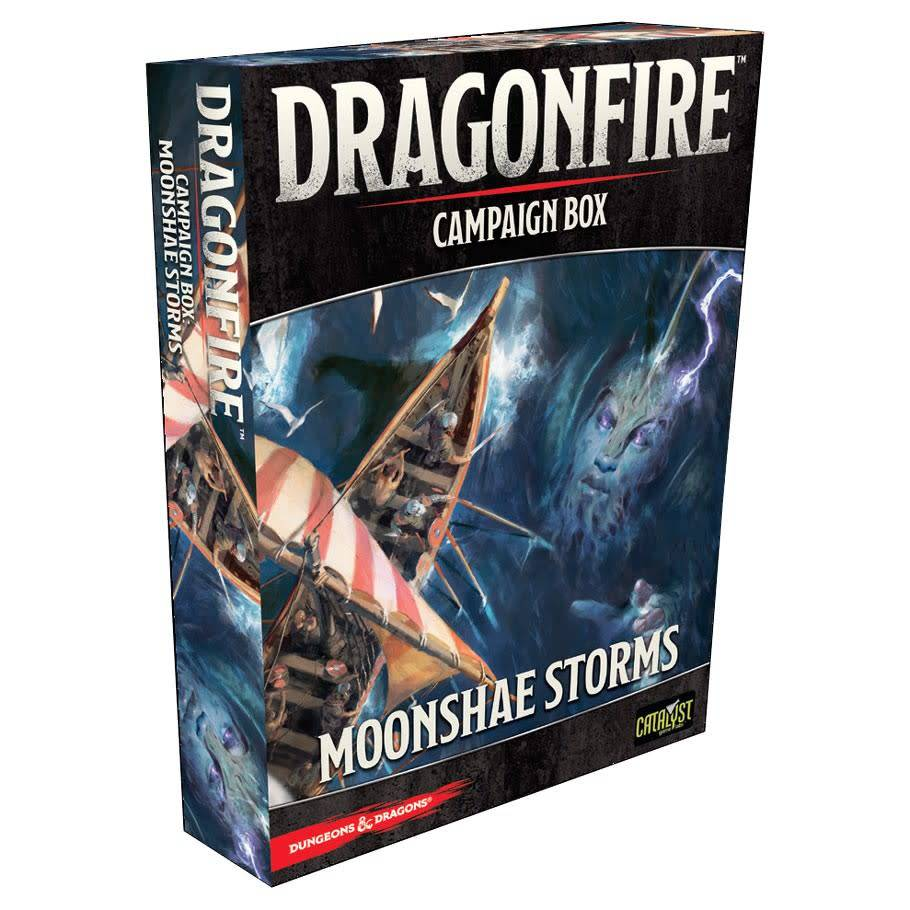 D&D Dragonfire - Moonshae Storms Campaign