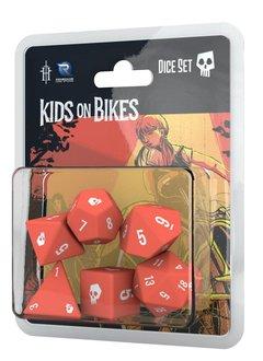 Kids on Bikes Dice Set