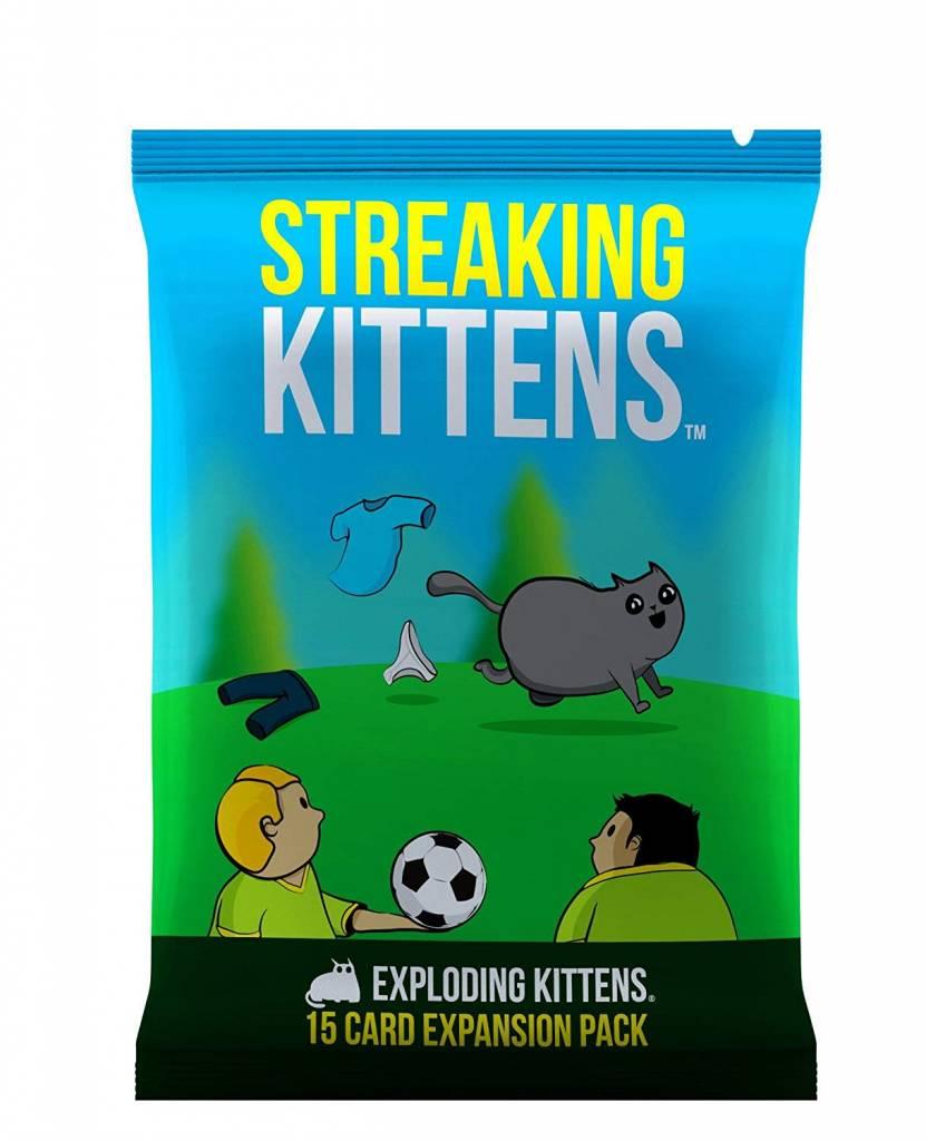 Exploding Kittens - Streaking Kittens