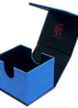 Deck Box Dragon Hoard - Blue v2
