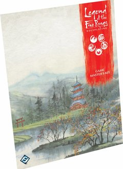 Legend of the Five Rings Roleplaying Game: Game Master's Kit