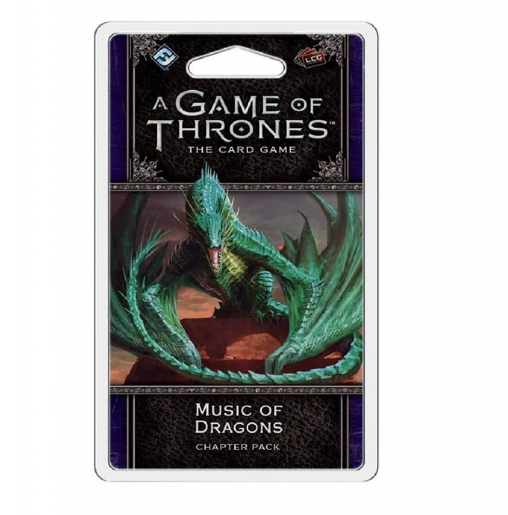 Game of Thrones LCG - Music of Dragons