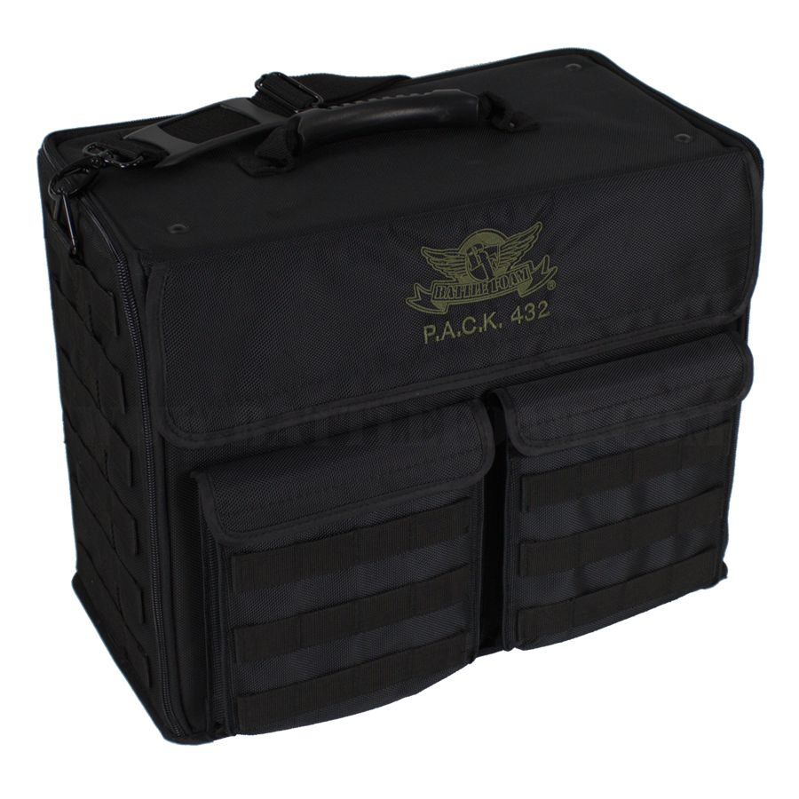 Pack 432 Molle - Horizontal Magna Rack Loadout