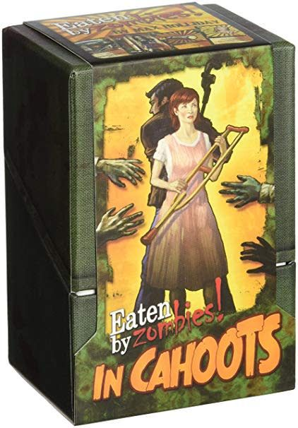 Eaten by Zombies in Cahoots