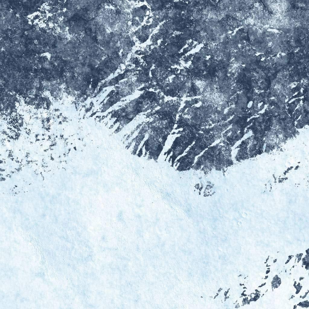FLG MATS SNOW 6X3