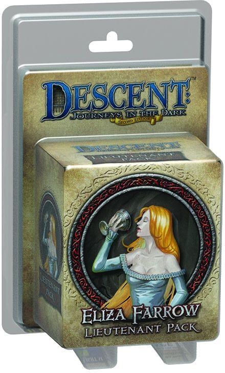 Eliza Farrow: Lieutenant Pack Descent