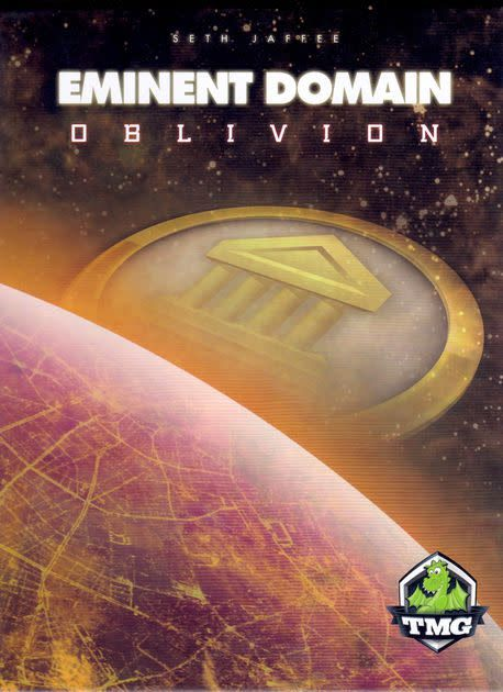 Eminent Domain: Oblivion