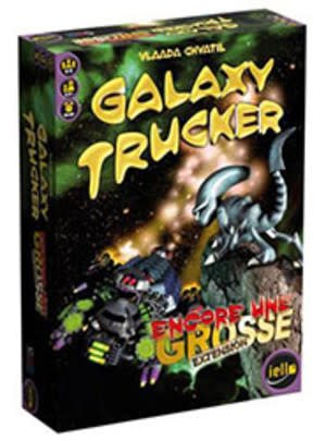 Encore une grosse extension: Galaxy Trucker