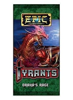 Epic Card Game: Tyrants: Draka's Rage