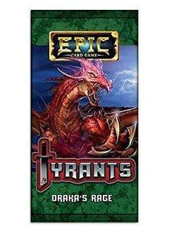Epic Card Game: Tyrants: Draka's Rage