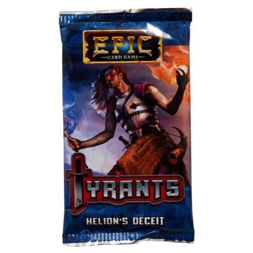 Epic Card Game: Tyrants: Helion's Deceit