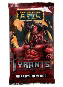 Epic Card Game: Tyrants: Raxxa's revenge