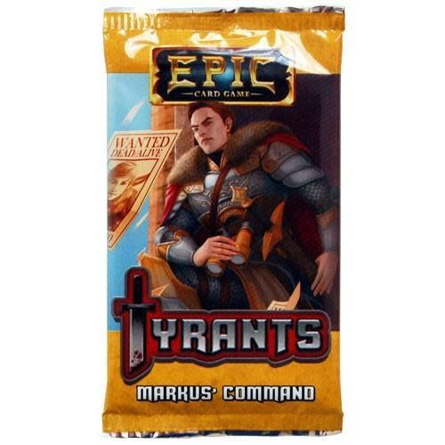 Epic Card Game: Tyrants: Markus Command