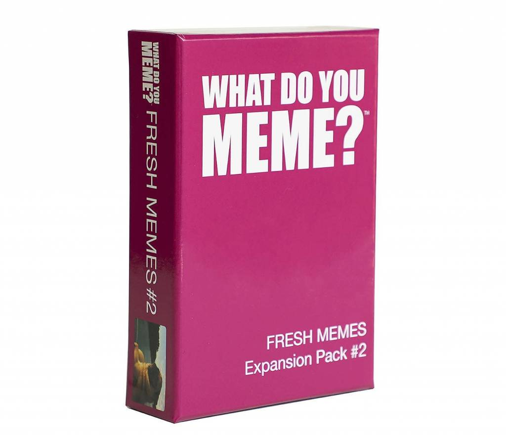 What Do You Meme Fresh Memes 2 Expansion