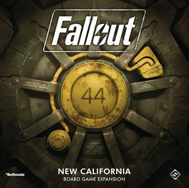 Fallout: the Board Game : New California