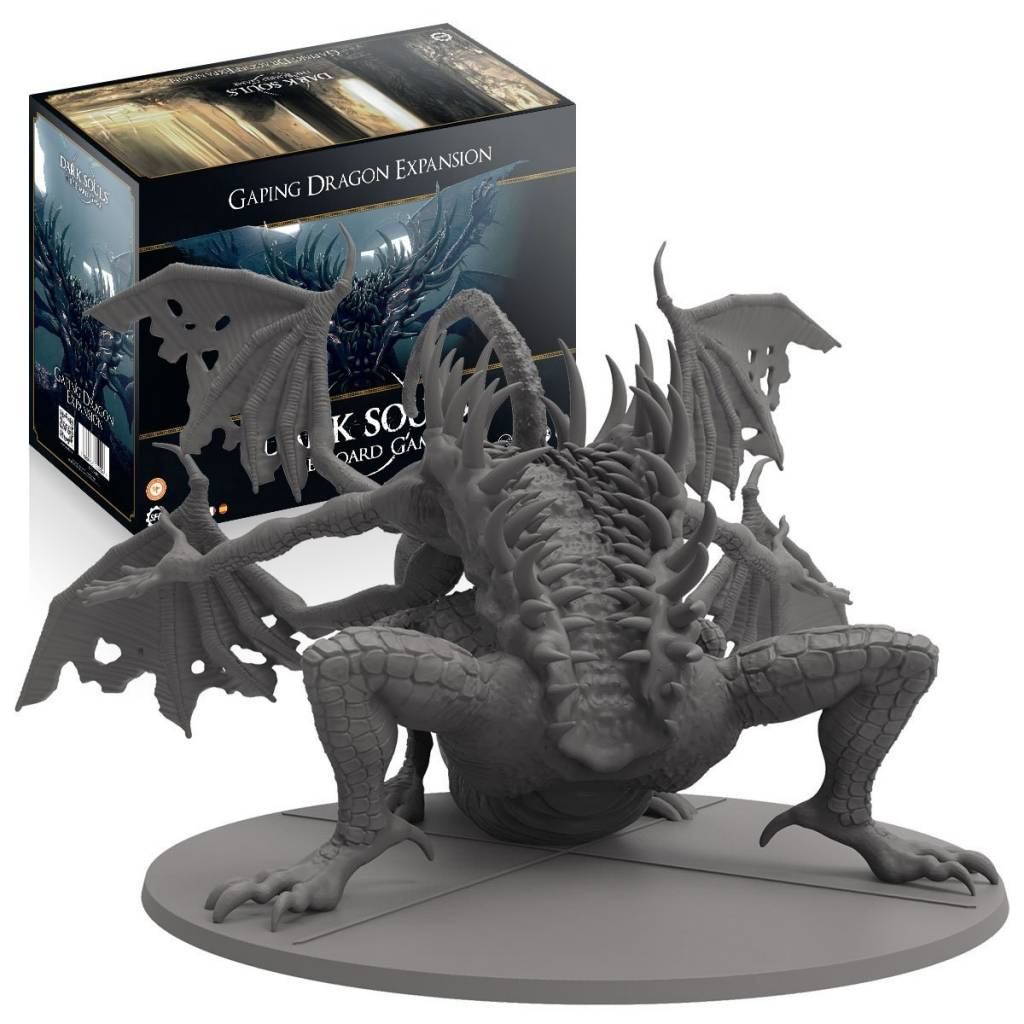 Dark Souls: The Board Game: Wave 2: Gaping Dragon