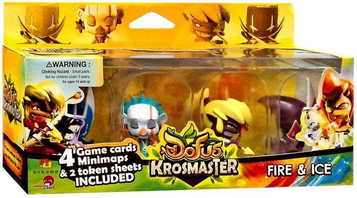 Fire & Ice: Krosmaster