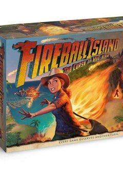 Fireball Island The Curse of Vul-Kar Full Pledge KS Edition