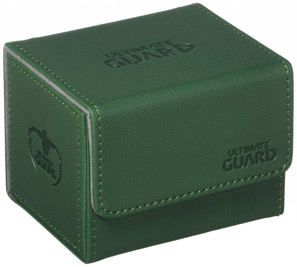 Deck Box: Sidewinder XenoSkin 100+ Green