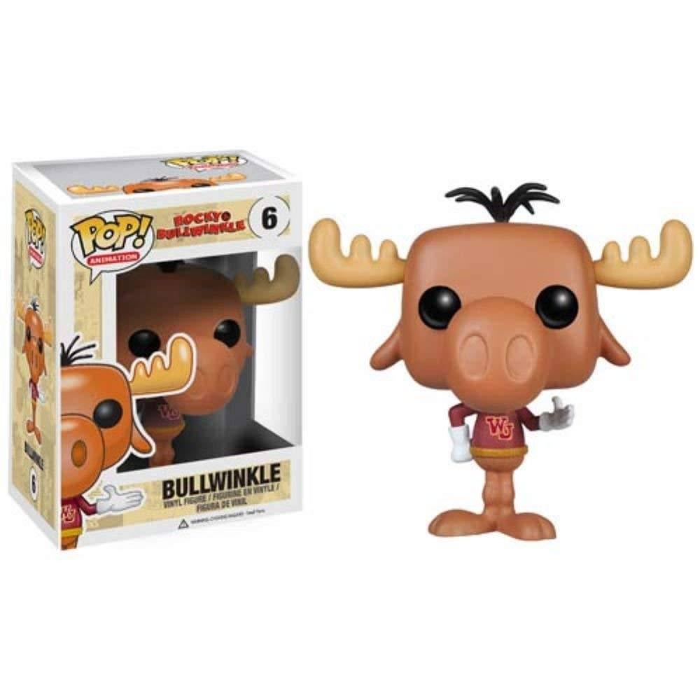 Pop! Bullwinkle - Rocky & Bullwinkle
