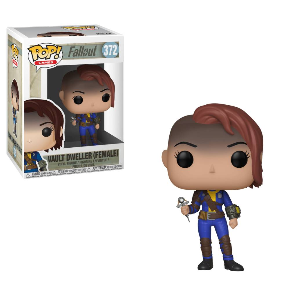 Pop! Fallout Female Vault Dweller