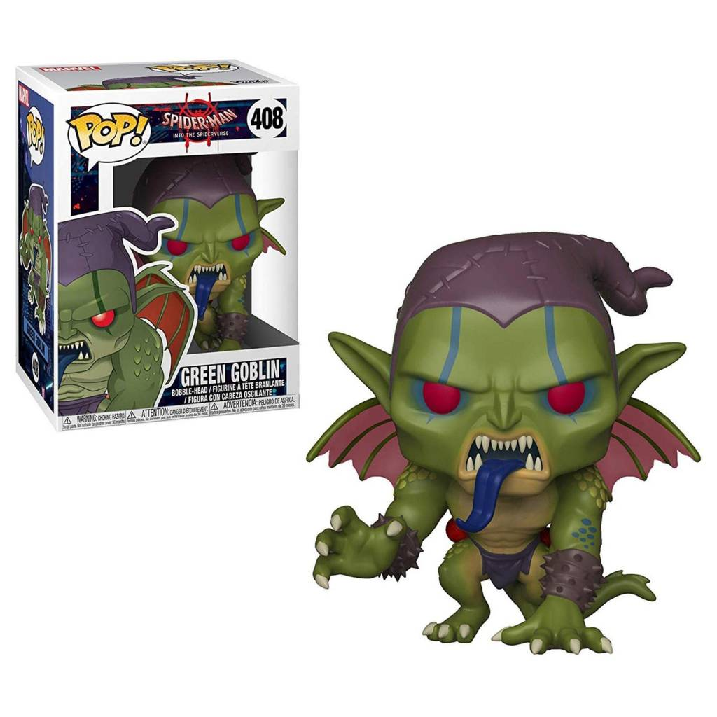 Pop! Green Goblin - Spiderverse