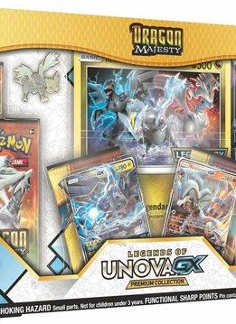 Pokemon GX Legends of Unova Dragon Majesty