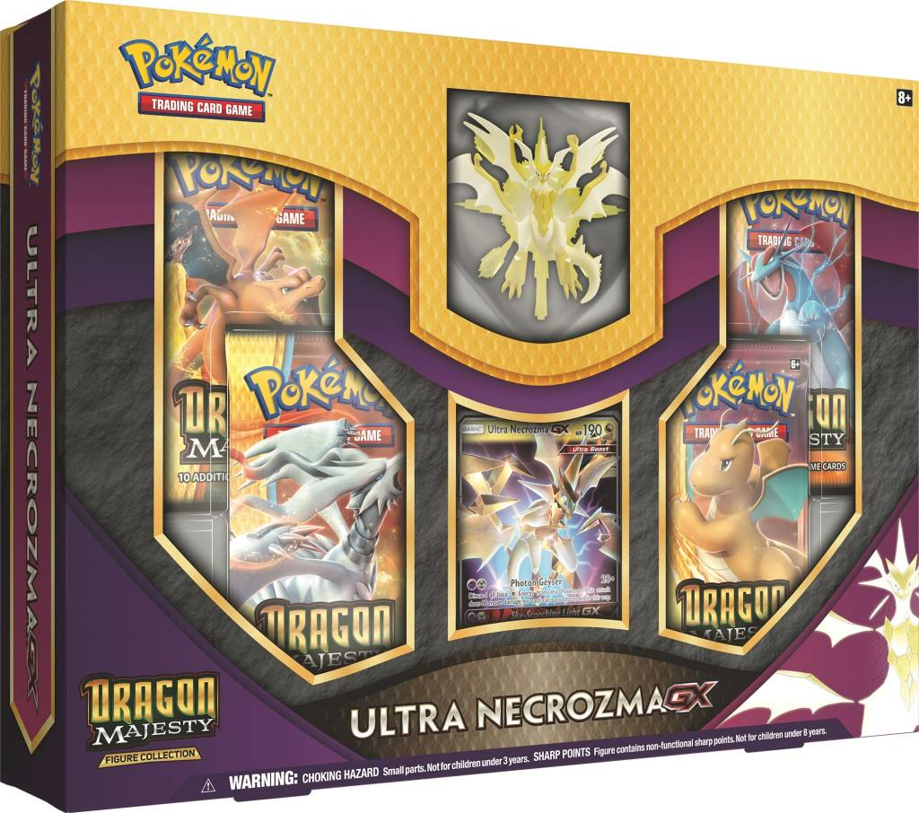 Pokemon Figure Box Ultra Necrozma