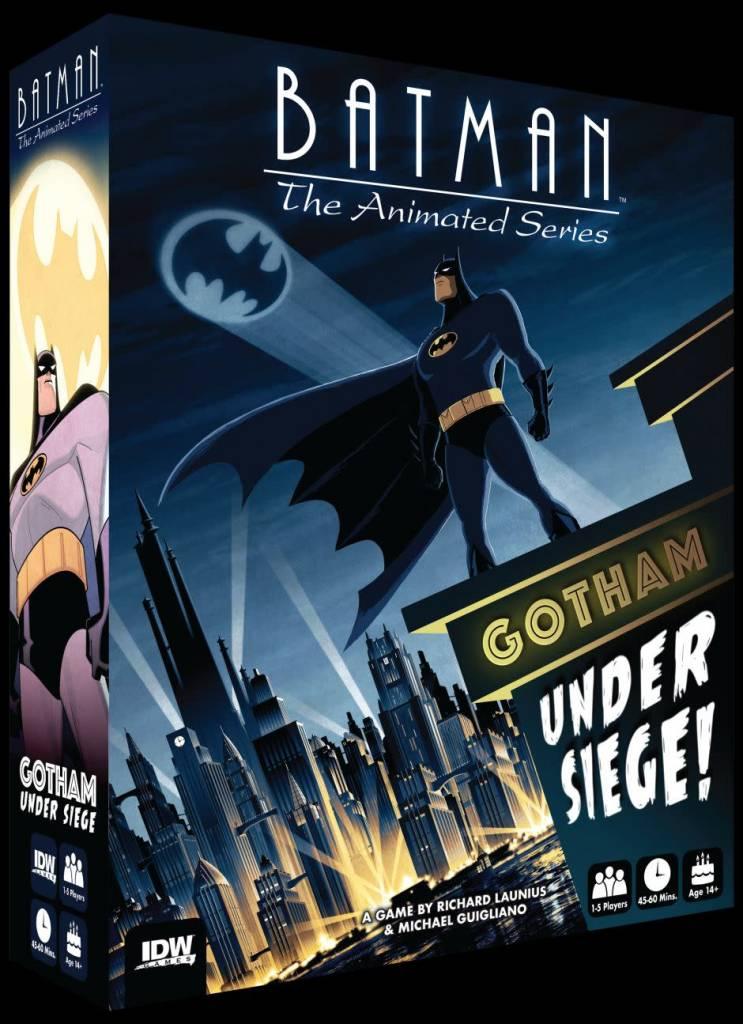 Batman the Animated Series - Gotham Under Siege