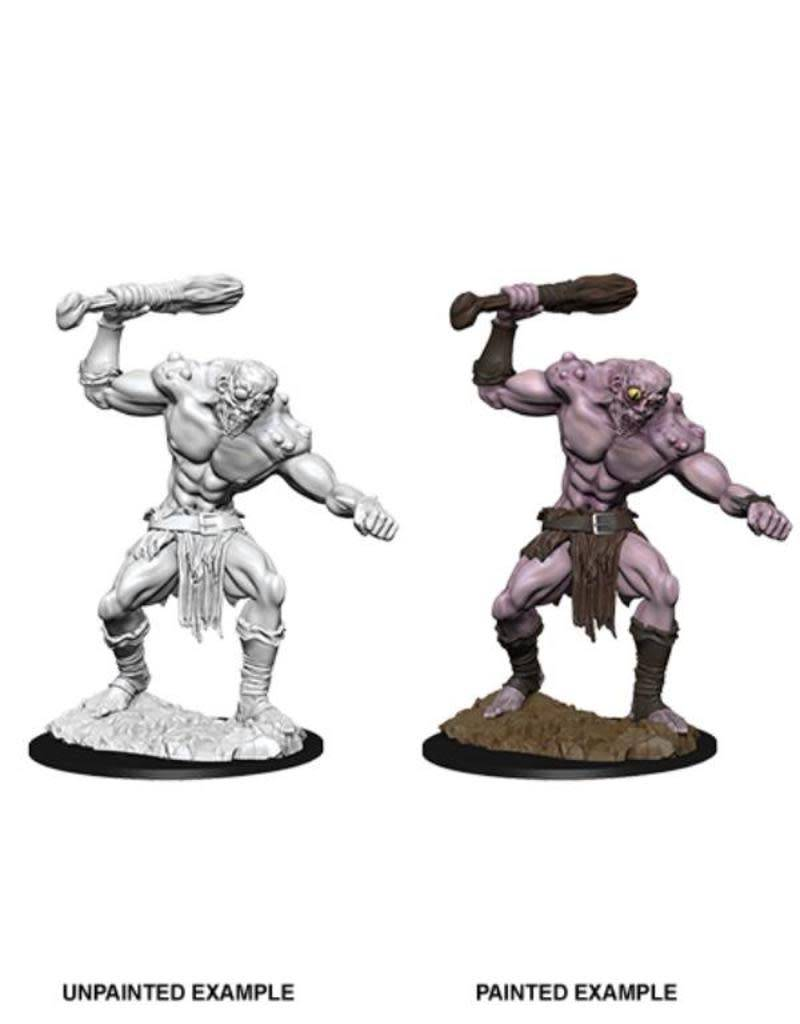 D&D Unpainted Miniatures - Fomorian