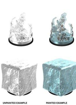 Unpainted Miniatures - Gelatinous Cube
